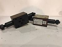 Дроссель гидравлический ДКМ 6/3 В Рном=320 МРа 12,5л/мин