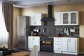Кухня Оля 2.0 м Белый (Світ Меблів ТМ)