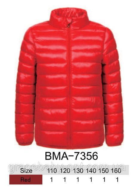 Куртка для мальчиков оптом, Glo-story, 110-160 см,  № BMА-7356, фото 1