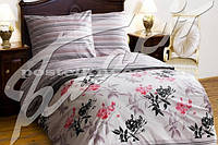 Полуторный комплект постельного белья ТМ Блакит (Белоруссия), Беатрис, поплин, лучшая цена!