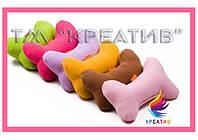 Разнообразные подушки игрушки сувенирные оптом с Вашим логотипом (от 100 шт)