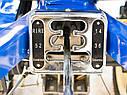 Мотоблок Скаут GS 81 DE + почвофреза 100 см (8л.с.), фото 3
