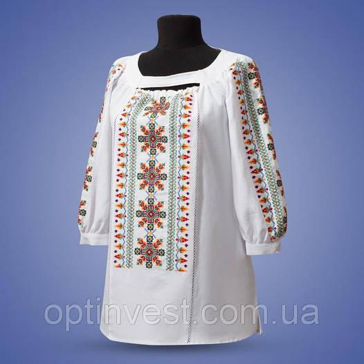 """Блуза с вышивкой  """"Традиции"""""""