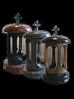 Изделия из гранита лампада