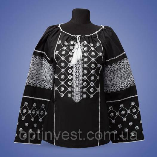 """Блуза - жіноча вишивка """"Оберіг"""""""