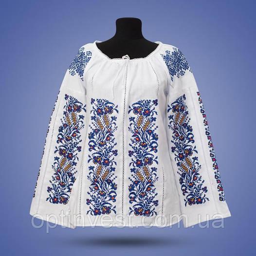 """Блуза - жіноча вишиванка """"Колоски"""""""