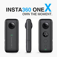 Экшн-камера Insta360 ONE X (CINONEX/A)