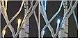 "Новогоднее декоративное дерево-гирлянда ""Береза"" 180 см 96 Led IP 44, фото 7"