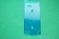 Стикер-проклейка (двухсторонний скотч) дисплея Apple iPhone 8 белый