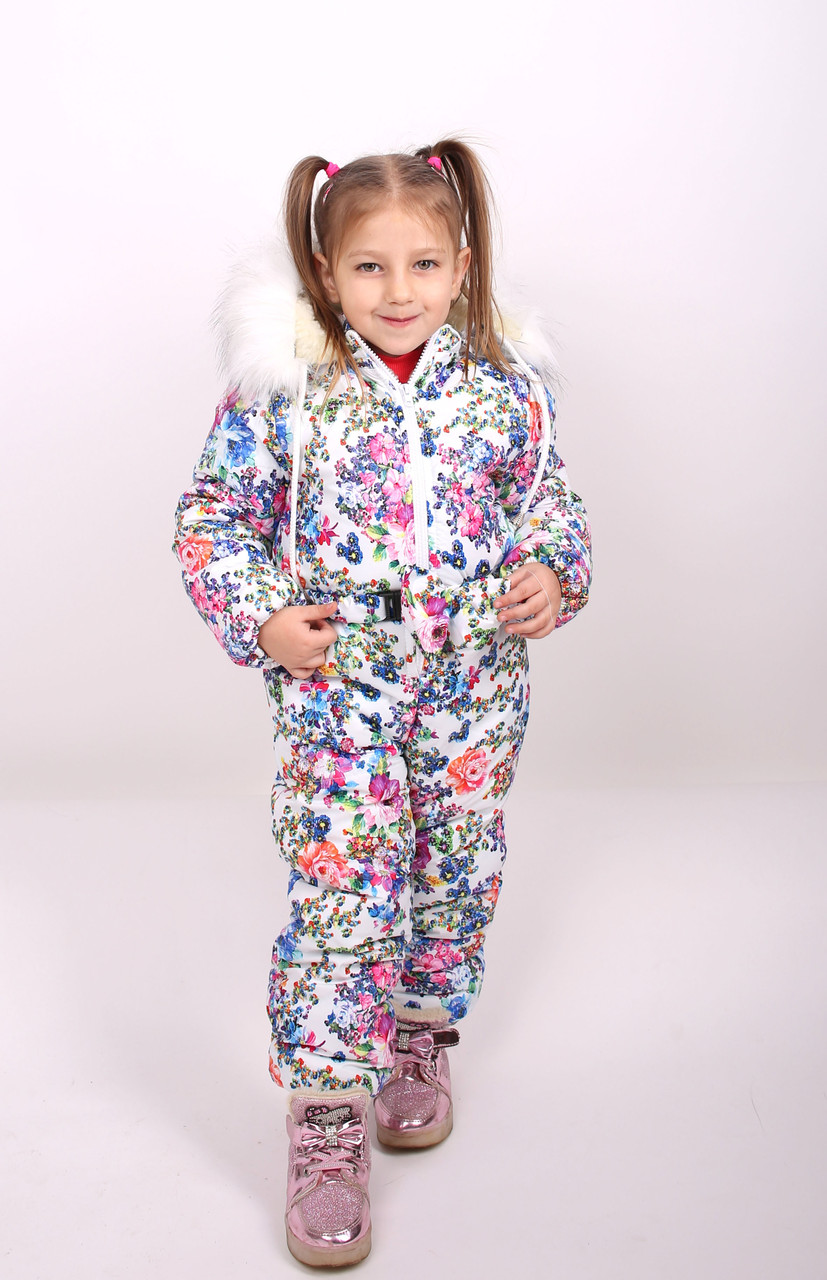 Комбинезон Костюм детский зимний Комбинезон для детей Детский зимний костюм комбинезон Новинка сезона 2019 - 2020