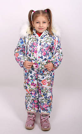 Комбинезон Костюм детский зимний Комбинезон для детей Детский зимний костюм комбинезон Новинка сезона 2019 - 2020, фото 2