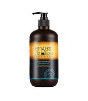 Шампунь с охлаждающим эффектом Argan De Luxe Professional Mint Refreshing Shampoo, 300 ml