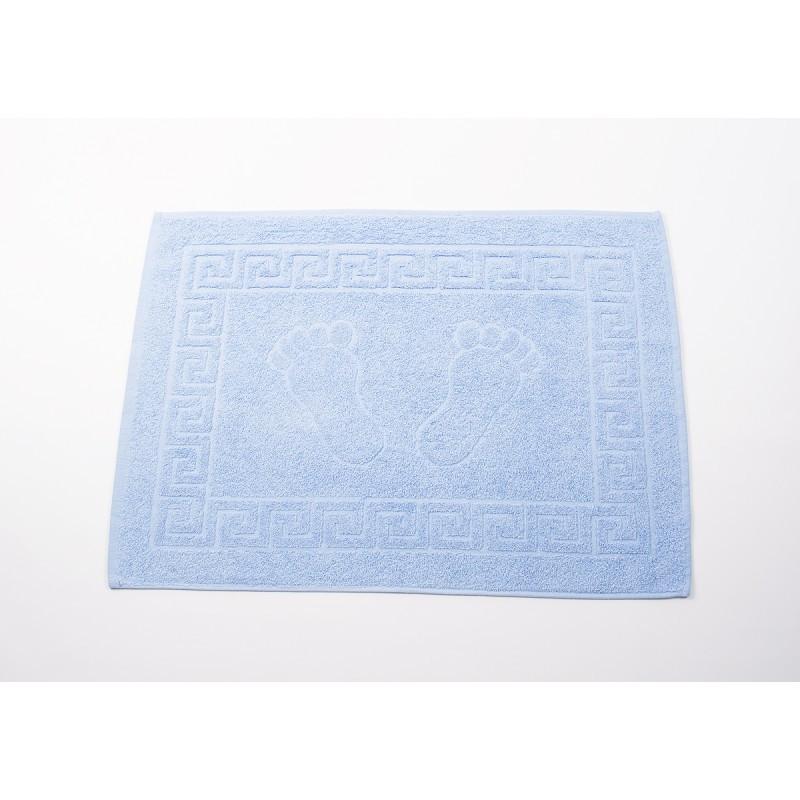 Полотенце Lotus Отель - Голубой для ног (550 г/м²) 50*70 (2000022188913)