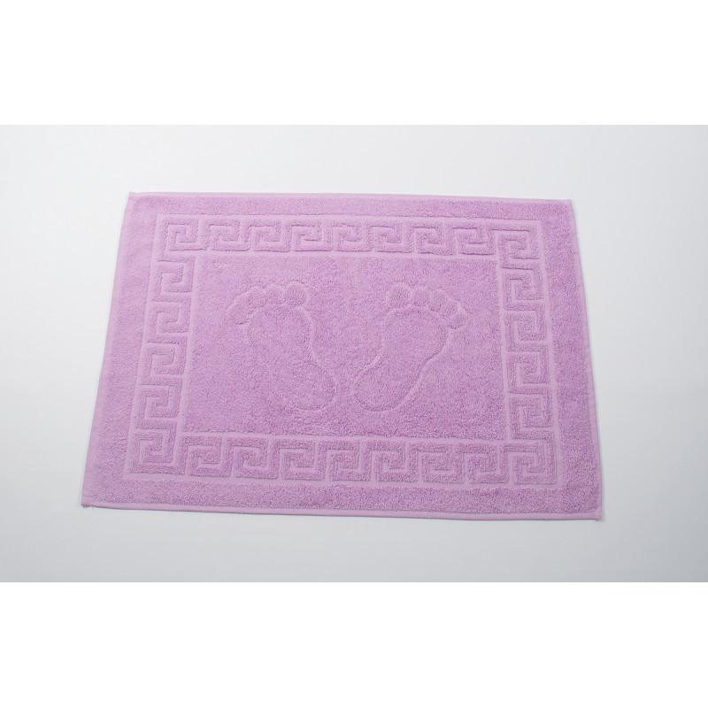 Полотенце Lotus Отель - Лиловый для ног (550 г/м²) 50*70 (2000022188937)