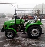 Трактор Синтай T-244FHL с блокировкой дифференциала (24 л.с; ГУР; 4х4)