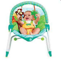 Детское Кресло-качалка Сны в саванне Bright Starts