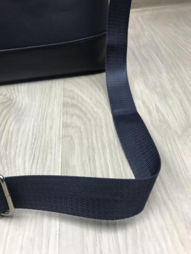 61db8fd1f957 ... Брендовая мужская сумка-планшет Philipp Plein синяя планшетка через плечо  унисекс кожа PU реплика, ...