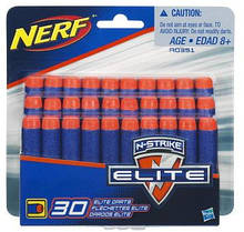Комплект из 30 стрел для бластеров NERF HASBRO