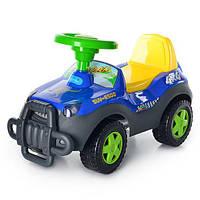 Детская машинка-каталка джип толокар Bambi M0731
