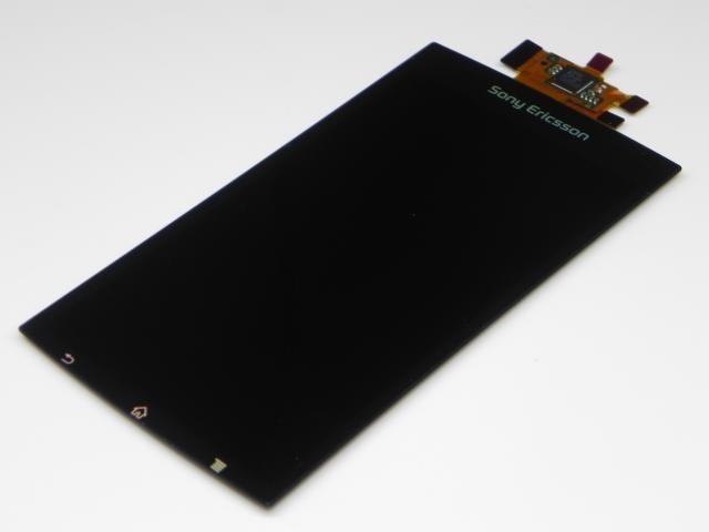 Дисплей модуль Sony Ericsson LT15i, LT18i, X12, чорний