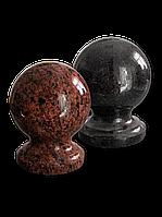 Изделие из гранита шар диаметр от 8см- 15см