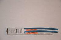 Накладки хромированные на верхнюю решетку бампера Renault Logan 2(рено логан)-620724436R