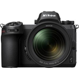 Цифровая системная фотокамера Nikon Z 7 + 24-70 f4 + FTZ Adapter Kit