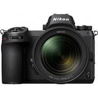 Цифровая системная фотокамера Nikon Z 7 + 24-70 f4 + FTZ Adapter Kit, фото 1