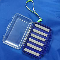 Коробка для блесен мормышек микроджига 150×100×40мм (1110368)