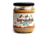 """Арахисовое паста с кокосом """"Бурундук"""" 450г"""