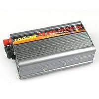 Преобразователь авто инвертор 12V-220V 1000W