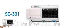 3-канальный электрокардиограф SE-301