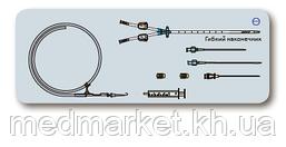 Комплект 2-х канального центрального венозного катетера для гемодиализа 12Fr x 15см