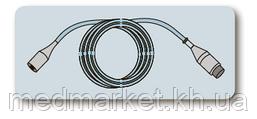 Кабель-адаптер для датчика инвазивного давления к монитору пациента Kontron, Marquette, Datascope,6 sockets
