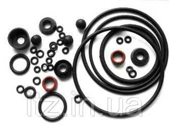Кольца резиновые круглого сечения 004-008-25