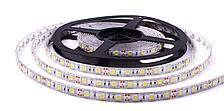 Светодиодная LED лента гибкая 12V PROlum™ IP65 5050\60 Standart, Белый (5500-6000К)