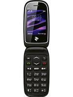 """Мобильный телефон 2E E181 DS красный (2SIM) 2,4"""" 0.3МП оригинал Гарантия!"""