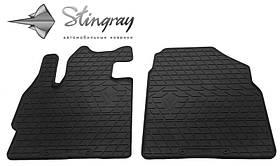 Коврики резиновые в салон Mazda CX-7 2006- передние (2шт) Stingray