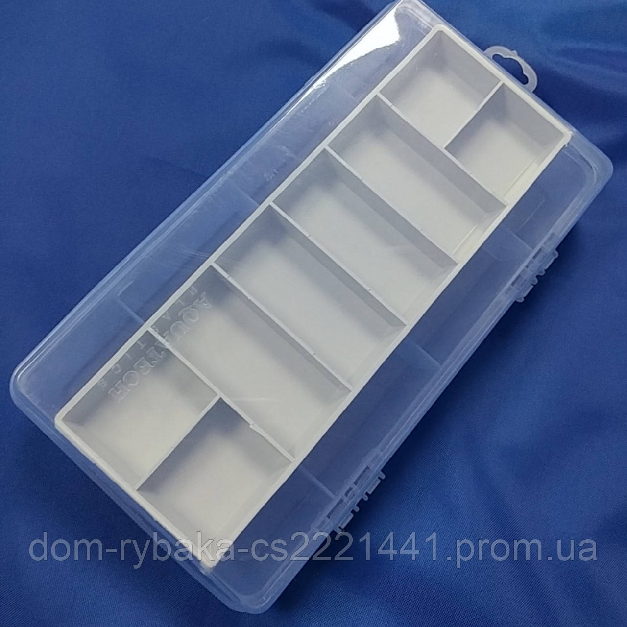 Aquatech Коробка со скользящей полкой (12 ячеек)7100, фото 1