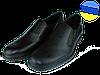 Мужские туфли mida 11672ч   весенние