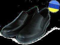 Мужские туфли mida 11672ч   весенние , фото 1