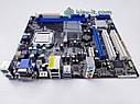 "Материнская плата ASRock G41MH/USB3 s775 Intel G41 DDR3 ""Over-Stock"" Б/У, фото 2"