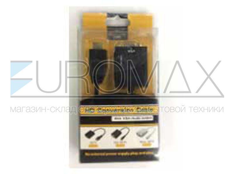 Кабель HDMI - VGA HDMI-VGA-P87