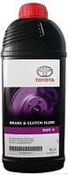 Тормозная жидкость Toyota Brake Fluid DOT-4 (0882380112) 1 л.