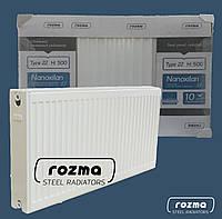 Радиатор стальной РОЗМА тип 22 500х500