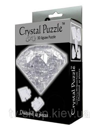 Crystal Puzzle 3D головоломка Бриллиант