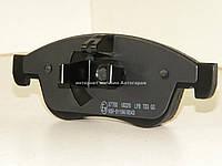 Тормозные колодки передние на Рено Меган III (седан+универсал) (>2008)  A.B.S. (Нидерланды) 37760