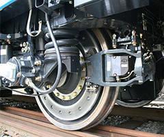 Тормозное оборудование для подвижного состава