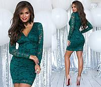 a9501051d55 Платье короткое гипюровое с декольте в Украине. Сравнить цены ...