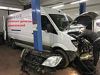 Профильное СТО в Одессе, ремонт автоэлектрики, диагностика Мерседес